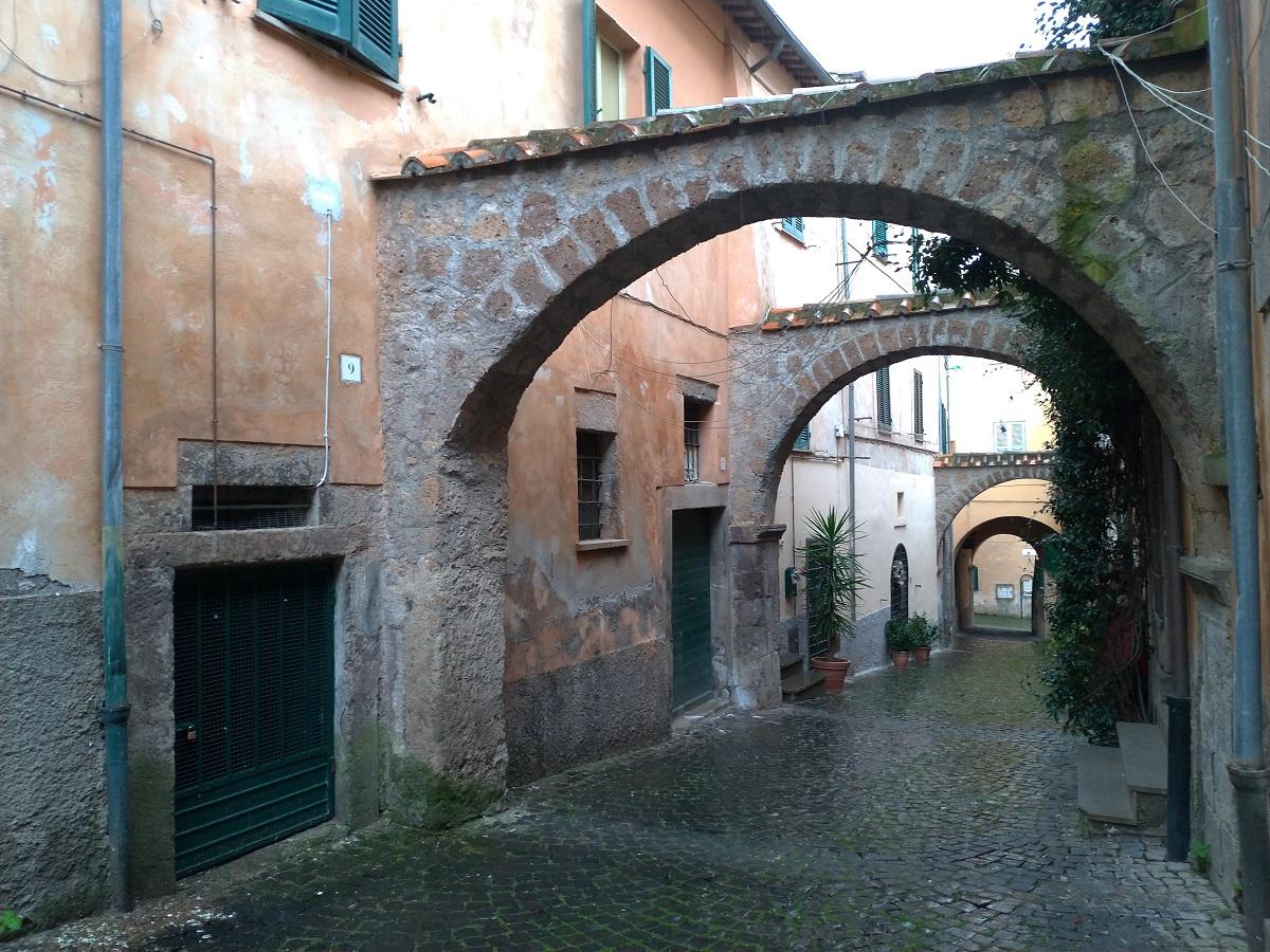Via degli Archi 14, Tuscania